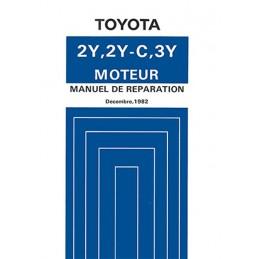 Manuel Atelier Moteurs 2Y 2Y-C 3Y