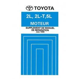 Manuel Atelier Moteurs 2L/2L-T/5L