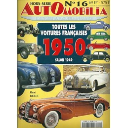 Hors Serie Automobilia N° 16