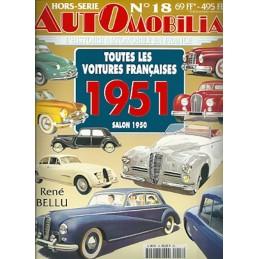 Hors Serie Automobilia N° 18