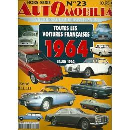 Hors Serie Automobilia N° 23