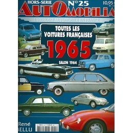 Hors Serie Automobilia N° 25