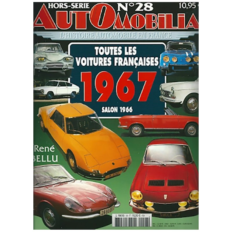 Hors Serie Automobilia N° 28