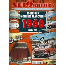 Hors Serie Automobilia N° 15