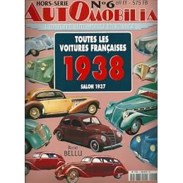 Hors Serie Automobilia N° 6