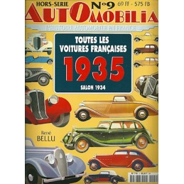 Hors Serie Automobilia N° 9