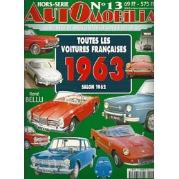 Hors Serie Automobilia N° 13