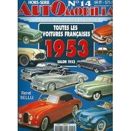 Hors Serie Automobilia N° 14