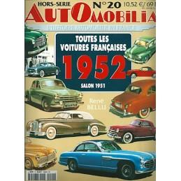 Hors Serie Automobilia N° 20