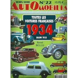 Hors Serie Automobilia N° 22