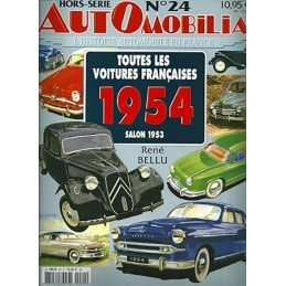 Hors Serie Automobilia N° 24