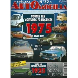 Hors Serie Automobilia N° 72