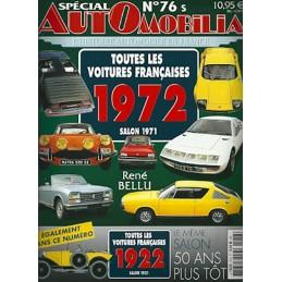 Hors Serie Automobilia N° 76