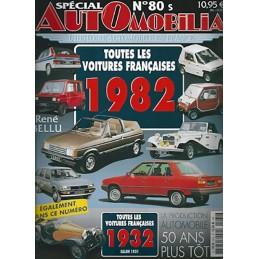 Hors Serie Automobilia N° 80