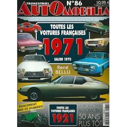 Hors Serie Automobilia N° 86