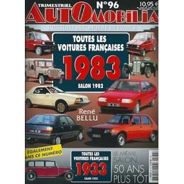 Hors Serie Automobilia N° 96
