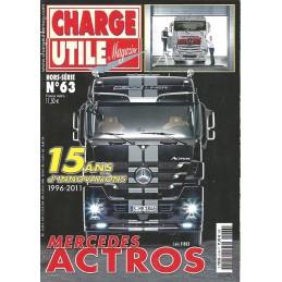 Hors Serie Charge Utile N° 63
