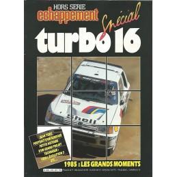 Hors Serie 205 Turbo 16