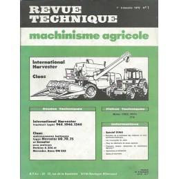Revue Technique 946/1046/1246