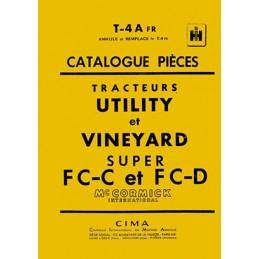 Catalogue Pieces Detachées