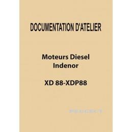 Manuel d' Atelier XDP88-XD88
