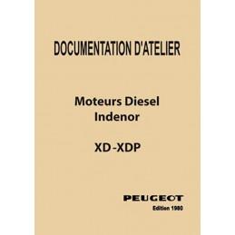Manuel d' Atelier Diesel (1980)