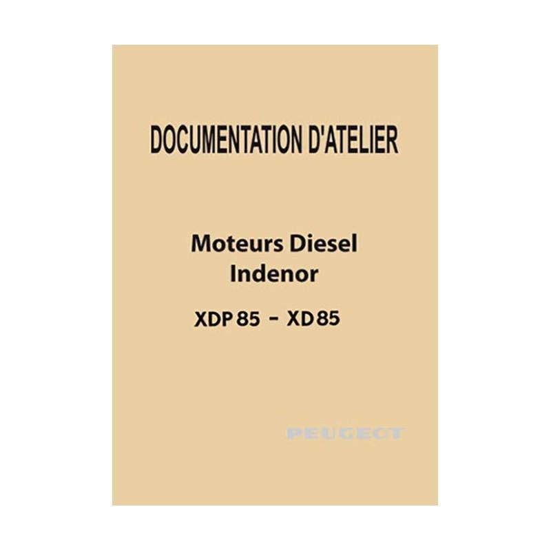 Manuel Atelier XDP85-XD85