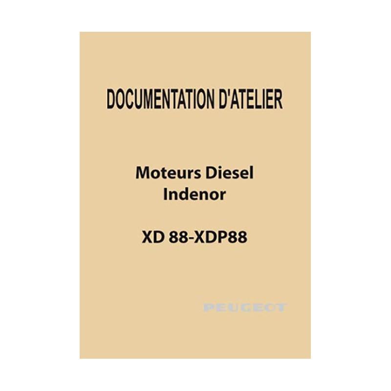 Manuel Atelier XDP88-XD88