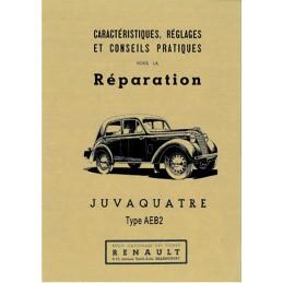 Manuel de Reparation  Juvaquatre