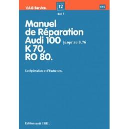 Manuel Entretien & Revision
