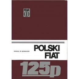 Manuel de Reparation 125 Polski