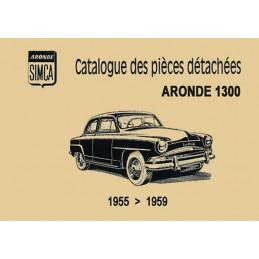 Catalogue Pieces  1955 à 1959