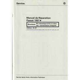 Manuel Reparation BV Meca 01A