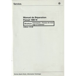 Manuel Reparation Carrosserie