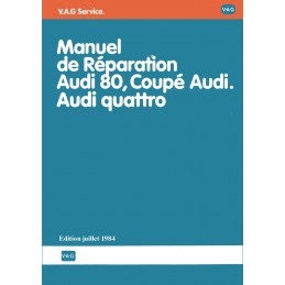 Manuel Reparation 1984