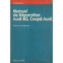 Manuel de Reparation 1.3 L