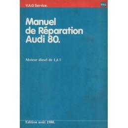 Manuel Reparation 1.6 L Diesel