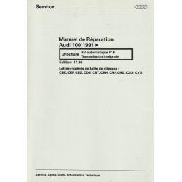 Manuel Reparation BV Auto...