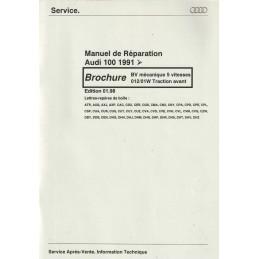 Manuel Reparation BV Meca...
