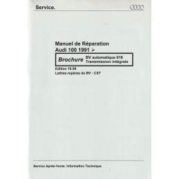 Manuel Reparation BV Auto 018