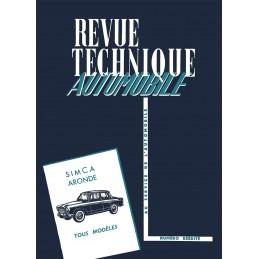 Revue Technique 1951 - 1963