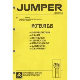 Manuel Atelier Moteur DJ5