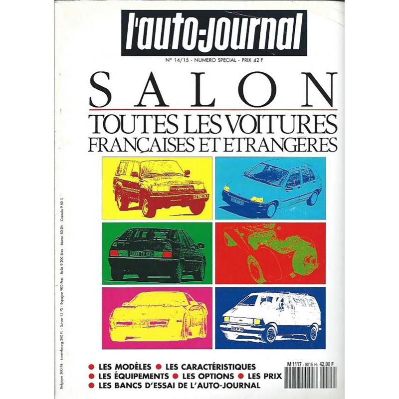 N° Salon Auto Journal 1990