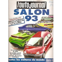N° Salon Auto Journal 1993