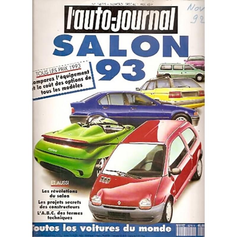 N° Salon Auto Journal 1993