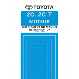 Manuel Atelier Moteurs 2C/2C-T