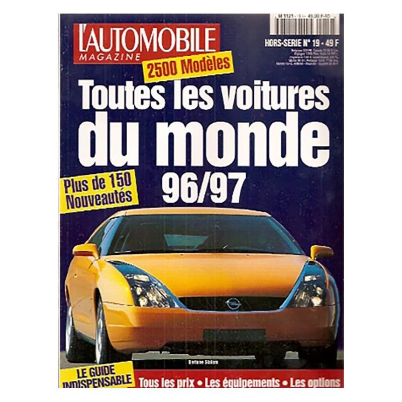 Les Voitures Du Monde 96/97