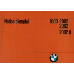 Notice d' Entretien 1970