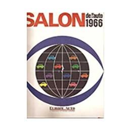 N° Salon Europe Auto 1966
