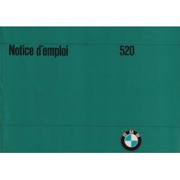 Notice Entretien  1972 ( E...